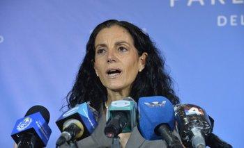 La ministra de Economía presentó este miércoles la Rendición de Cuentas