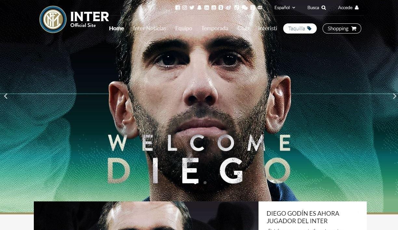 Oficial: Godín ya es del Inter