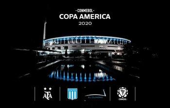 Racing de Avellaneda presentó su estadio para la Copa América 2020