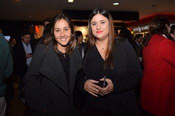 Camila Laino y fernanda García