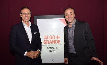 Enrique Baliño y Gonzalo Noya