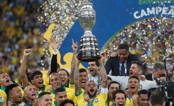 La última Copa América jugada en Brasil en 2019 la ganaron los locales