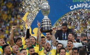 Brasil volverá a ser sede