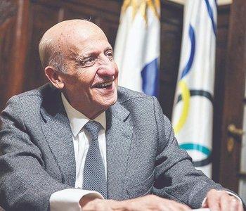 Julio César Maglione, presidente del COU