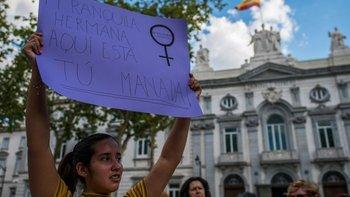 El caso de La Manada generó una movilización histórica en España.