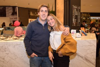 Aklexis y Pamela Suhr