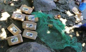 El hallazgo más reciente de estos paquetes ocurrió cerca de una playa en la provincia de Quezón