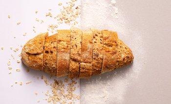 La harina de trigo es uno de los alimentos con gluten