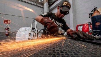 La contracción económica de 0,2% en el primer trimestre de este año alentó la discusión sobre una posible recesión en México.