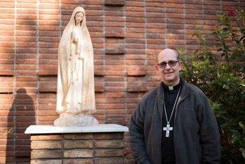Obispo de Maldonado y Minas Milton Tróccoli