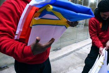 Banderas del Frente Amplio