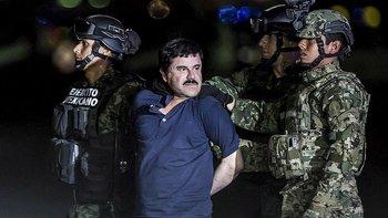 Joaquín Guzmán Loera, más conocido como El Chapo, fue condenado a cadena perpetua y 30 años de prisión por los delitos de narcotráfico y lavado de dinero.