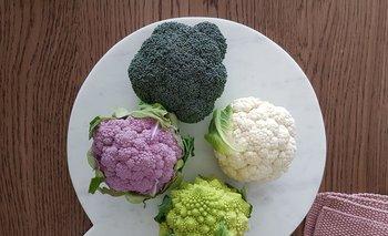 las hortalizas crucíferas, como el brócoli y el coliflor, pueden proporcionar una variedad de compuestos beneficiosos para la salud