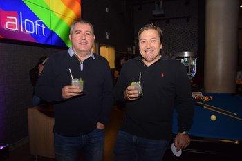 Guillermo Saiz y Enrique Arribas