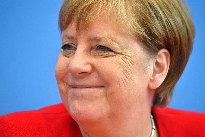 Merkel solidarizó con las congresistas demócratas apuntadas por Trump