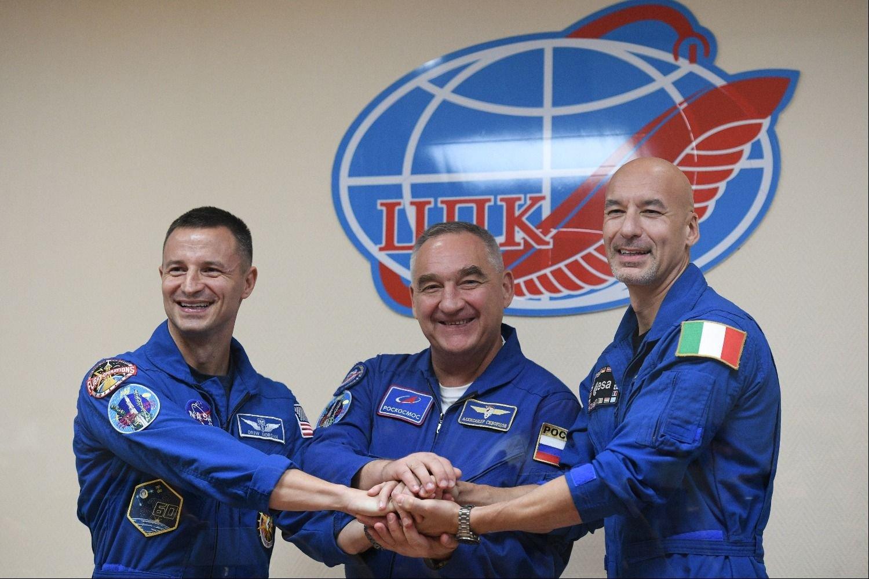 Nave Soyuz MS-13 parte rumbo a Estación Espacial Internacional