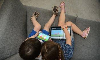 El aumento de uso es parejo en todos los rangos etarios, y los niños pequeños no son excepción.