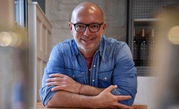 Hugo Soca, comunicador y chef uruguayo