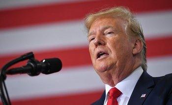 El presidente Donald Trump ha sido acusado de tener actitudes y hacer comentarios racistas.