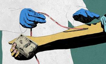 """""""Me quedaban US$250 en el bolsillo y no tenía con qué pagar la renta"""", cuenta un voluntario de estos experimentos clínicos."""
