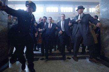 """""""El irlandés"""" está dirigida por Martin Scorsese y se puede ver en Netflix"""