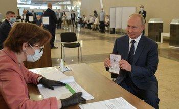 Según un reciente sondeo del instituto independiente Levada, más de 60% de los rusos consultados no pretenden vacunarse