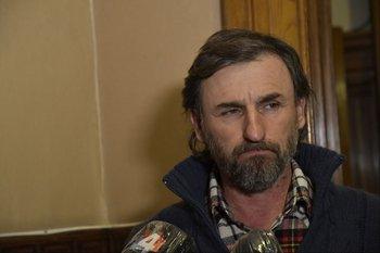 César Vega, diputado por el Partido Ecologista Radical Intransigente