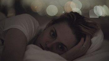 Kristen Stewart en Hecho en casa
