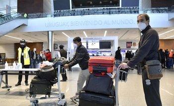 El vuelo de Iberia fue el primero comercial en arribar al país