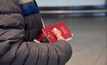El pasaporte uruguayo permite la llegada a 154 destinos y está ubicado en el puesto 26 a nivel global