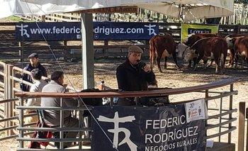 Federico Rodríguez anunció su próxima feria en el local Conventos para el jueves 6