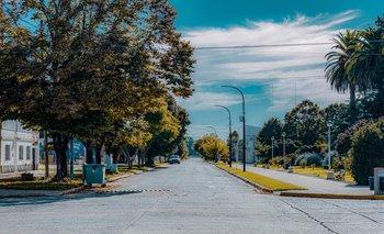 Localidad de Tapalqué, provincia de Buenos Aires, Argentina