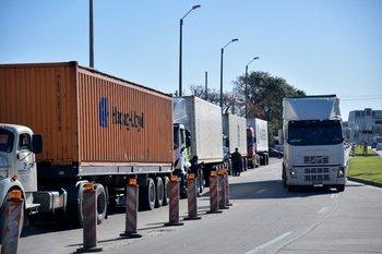 Reducir las emisiones de CO2 en el transporte es uno de los objetivos del gobierno.