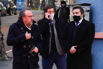 Casales, Alonso y Tealdi