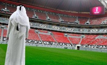 Estadio Al Bayt, donde se desarrollará el partido inaugural de Catar 2022
