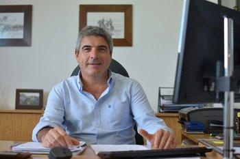 José Gerardo Chumino, Gerente General de Almacén Rural SA.