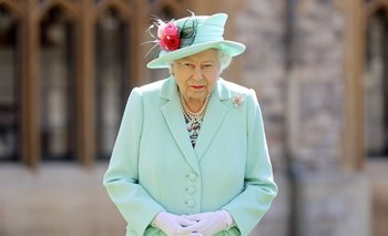 Reina Isabel en 2020