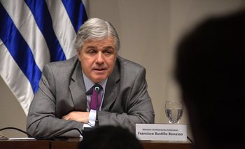 Canciller Francisco Bustillo