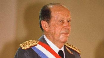Alfredo Stroessner gobernó Paraguay con mano de hierro durante casi 35 años