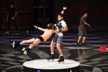 Miembros del Cirque du Soleil ensayan para el regreso de Joyà