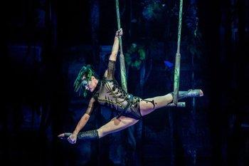 El espectáculo Joyà del Cirque du Soleil retorna al escenario en México después del parate por la pandemia de coronavirus