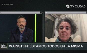 Diego González entrevistó este martes a la directora nacional de Cultura, Mariana Wainstein, en La letra chica