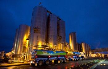 Nuevas referencias en el mercado internacional de lácteos.