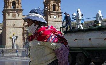 Bolivia atraviesa un momento de aceleración de contagios, según sus autoridades
