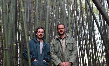 José Burlando y Gabriel Arenares son los directores de Bambú del Este.