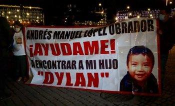La madre de Dylan pidió ayuda al presidente López Obrador