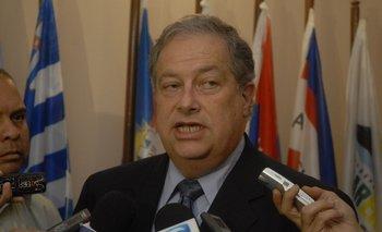 El intendente de Tacuarembó, Wilson Ezquerra, anunció su alejamiento de Alianza Nacional