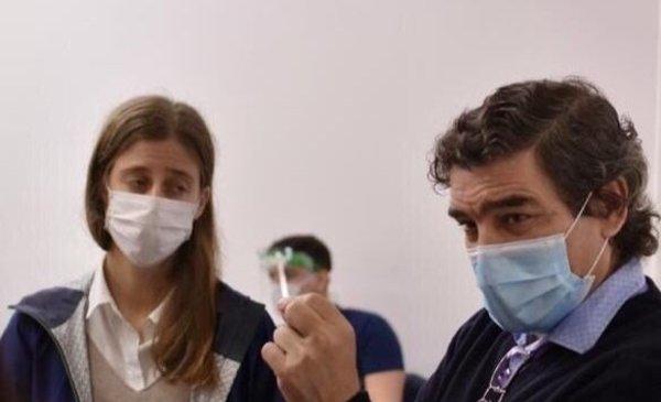 """""""El escenario de no poder atender enfermos no se va a dar en Buenos Aires"""", dijo su ministro de Salud"""