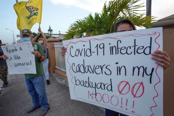 Miami, nuevo epicentro de la pandemia en EU