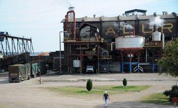 La planta de Alur en Bella Unión.